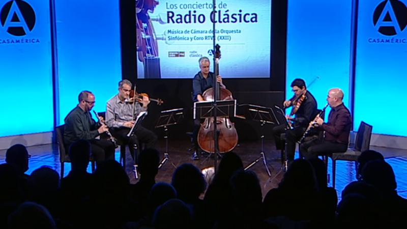 Los conciertos de La 2 - Ajuste: XXII Ciclo Radio Clásica 2018 Quintetos - ver ahora