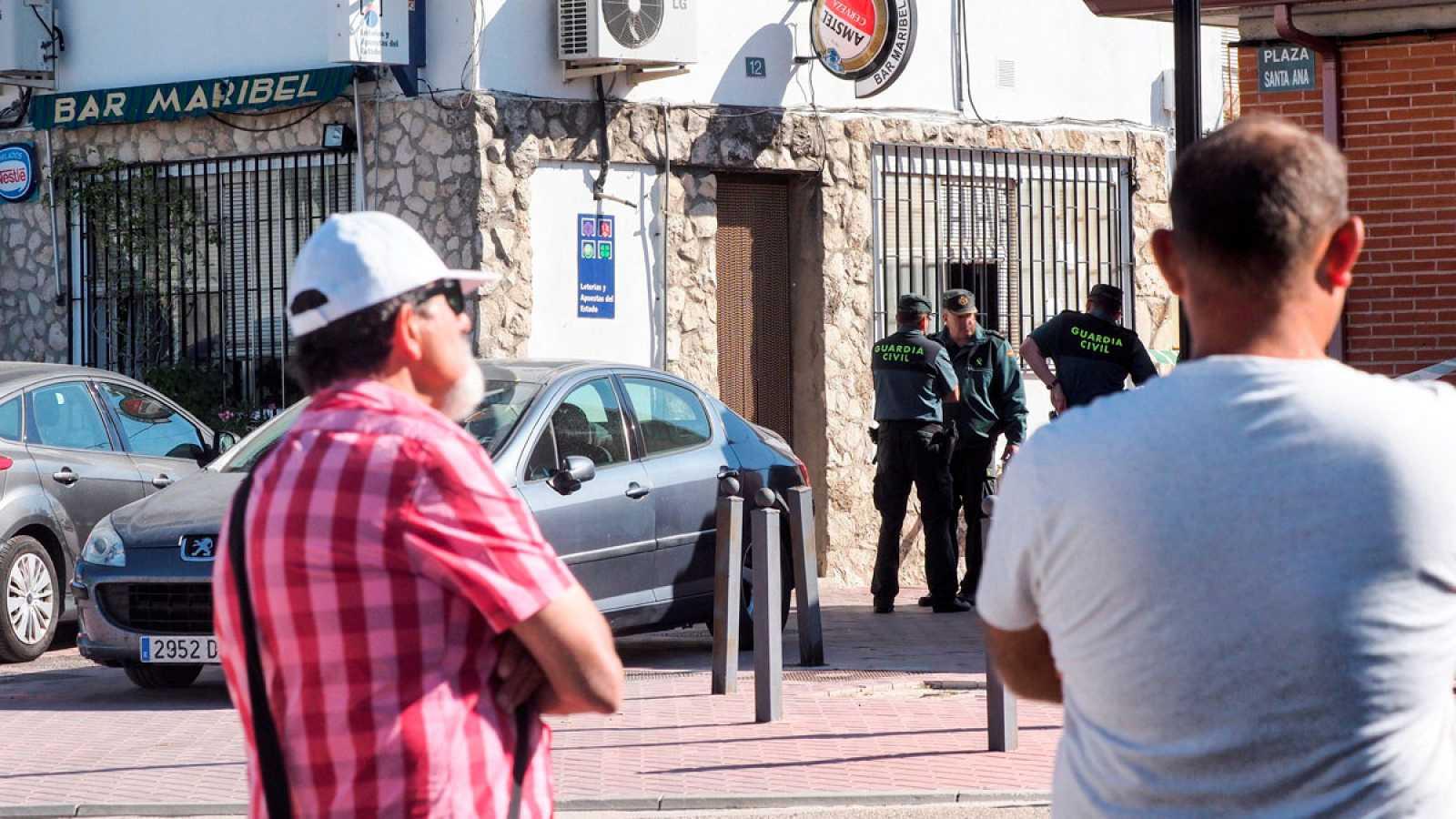 Mata a tiros a un hombre y hiere a otros tres en un bar de Castrillo-Tejeriego, Valladolid