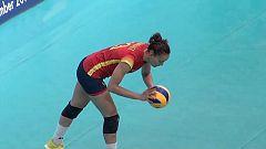 Voleibol - Clasificación Campeonato de Europa Femenino 2ª jornada: España - Rumanía