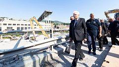 Génova trata de reponerse de la tragedia del viaducto mientras sigue el cruce de acusaciones entre los responsables