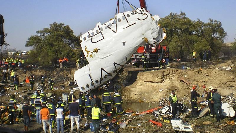 Se cumplen diez años del accidente de Spanair