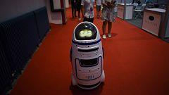 Pekín acoge la Conferencia Mundial de Robots