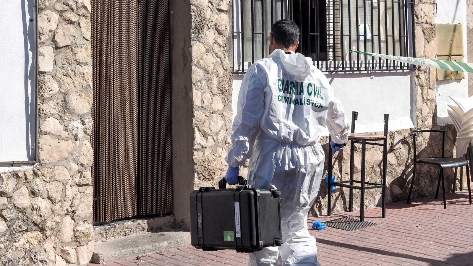 Mata a un hombre y hiere a otros tres en un bar de Castrillo-Tejeriego, Valladolid