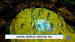 Las bellísimas imágenes del Circo del Sol