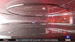 Fuertes tormentas en Extremadura y el oeste andaluz