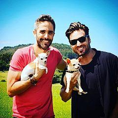 Corazón - David Bustamante y Roberto Leal: amigos inseparables