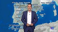 El Tiempo en Extremadura - 20/08/18