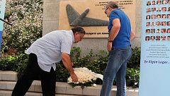 Homenajes a las víctimas de Spanair diez años después de la tragedia