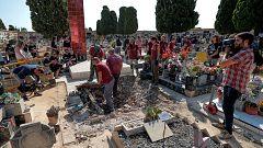 Comienza la exhumación de cerca de 100 fusilados de una fosa común de Paterna (Valencia)
