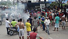 El éxodo de venezolanos hacia Brasil genera incidentes en Roraima