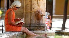 Cáceres, Ourense y Pontevedra estarán en riesgo por calor, con máximas de 38 grados