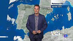 El tiempo en Extremadura - 21/08/18