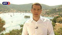 Tsipras proclama el fin de la odisea griega tras ocho años de rescates