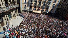 Operación Triunfo - Amaia canta 'Tango de la repompa' en el 'Flamenco On Fire' de Pamplona