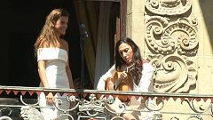 Operación Triunfo - Amaia canta 'Ay pena, penita, pena' en el Festival 'Flamenco On Fire'