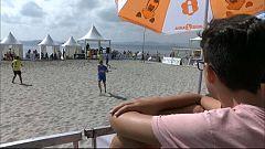 Fútbol playa - Campeonato Mar Menor 2018