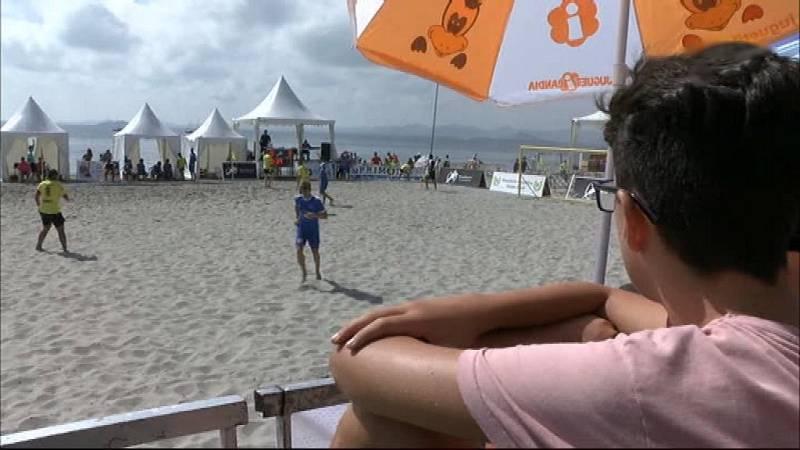 Fútbol playa - Campeonato Mar Menor 2018 - ver ahora