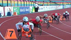 Atletismo - Campeonato de Europa Paralímpico desde Berlín Resumen 2ª jornada