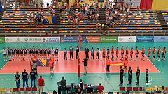 Voleibol - Clasificación Campeonato de Europa Femenino 3ª jornada: España-Bosnia-Herz
