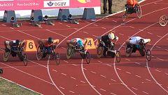 Atletismo - Campeonato de Europa Paralímpico desde Berlín Resumen 3ª jornada