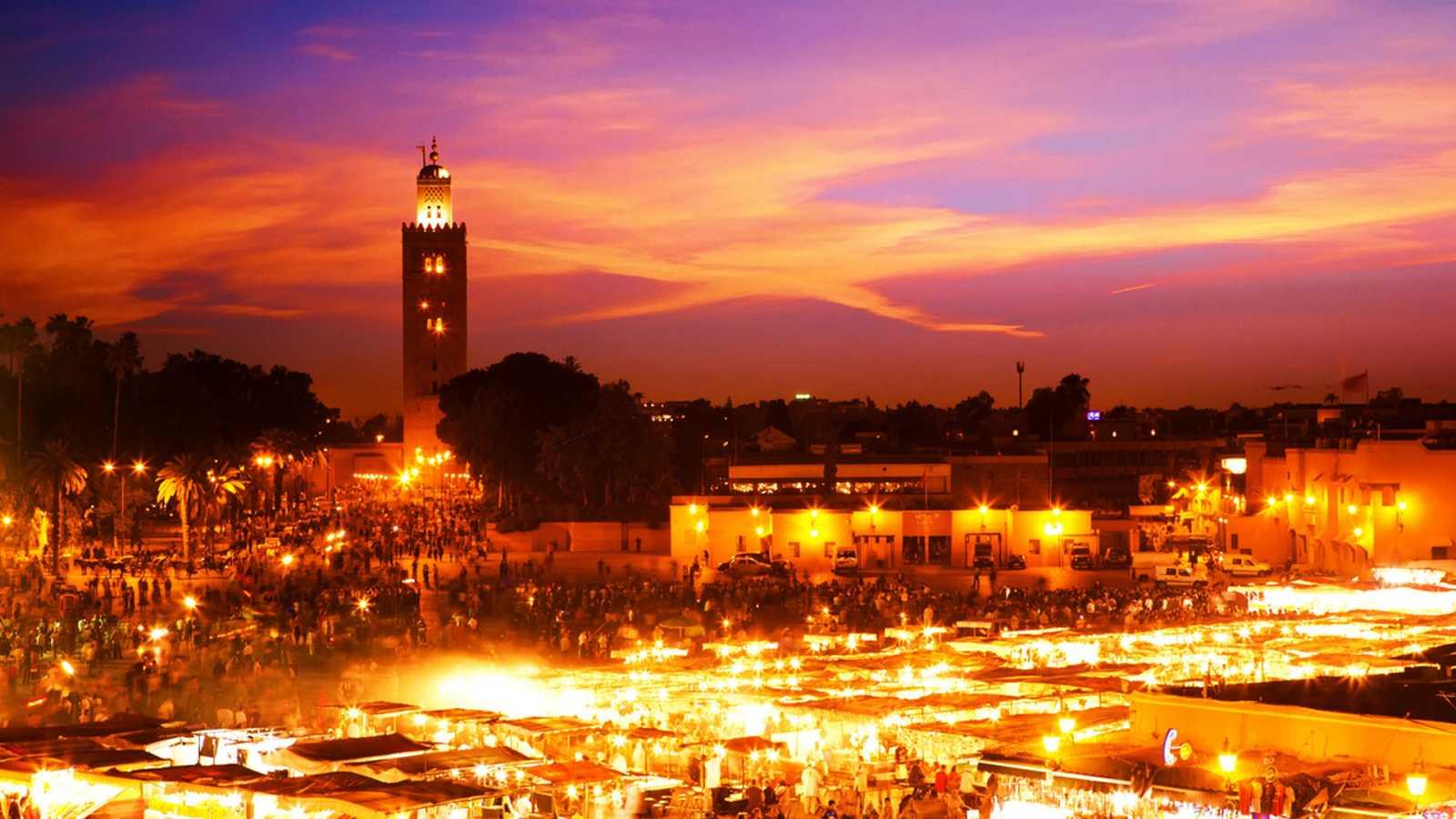 Paraísos cercanos - Marruecos, el color de la vida - ver ahora
