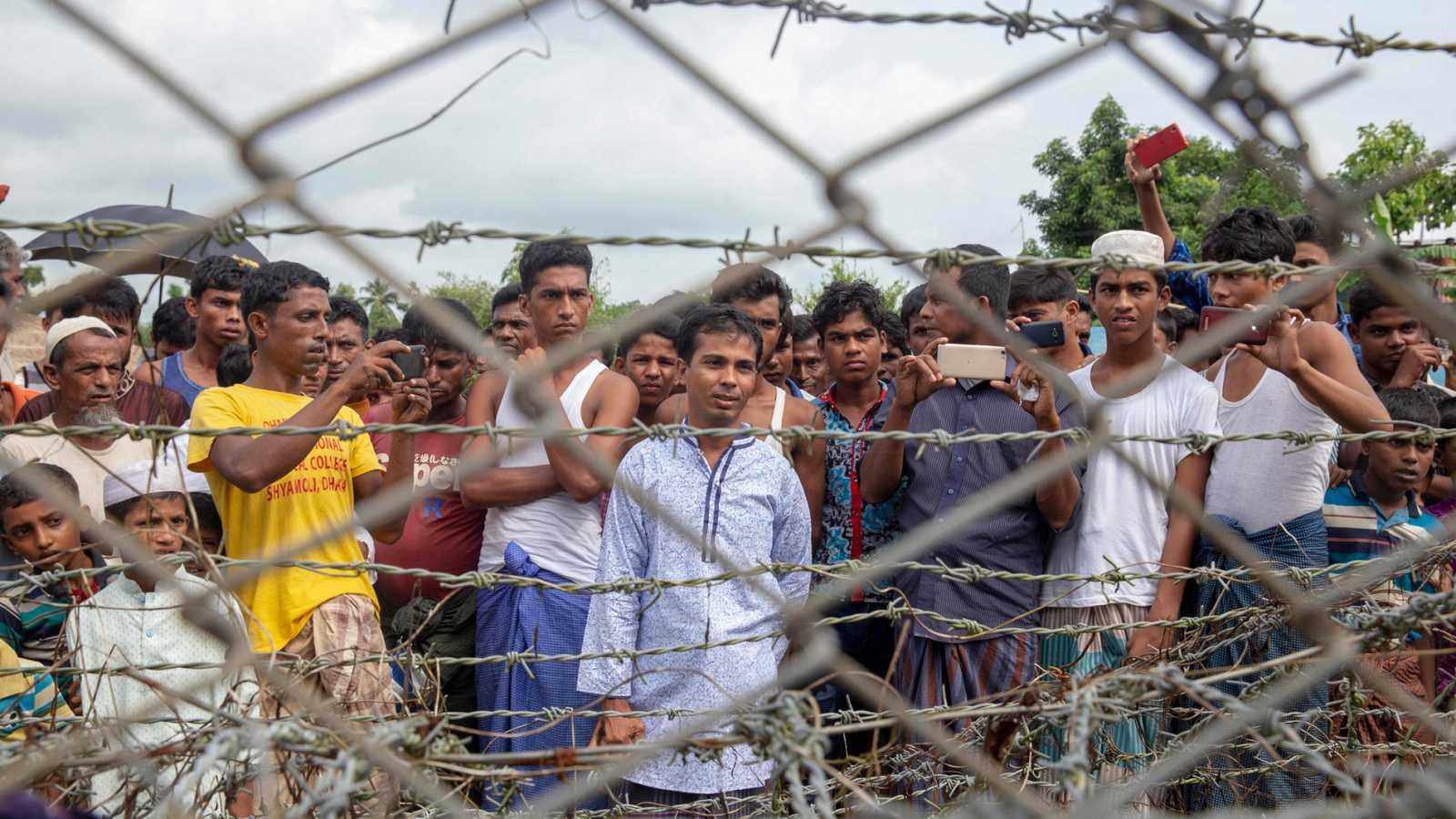 Un año de la limpieza étnica de los rohinyás, el pueblo apátrida sin derechos