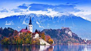 Eslovenia, el país de las tres cabezas