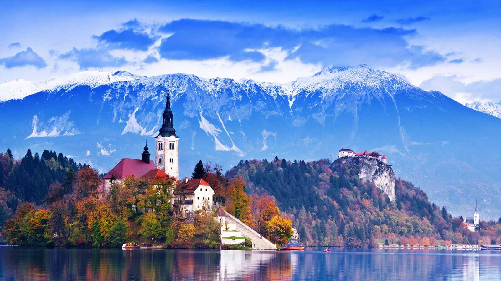 Paraísos cercanos - Eslovenia, el país de las tres cabezas - ver ahora