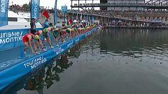 Triatlón - ITU World Series Carrera Élite Masculina Prueba Montreal (Canadá)