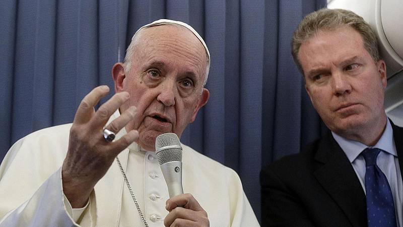 El Vaticano matiza las palabras del papa sobre el recurso a la psiquiatría para niños gais
