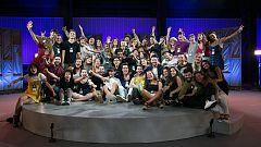 España Directo - Los 48 aspirantes de 'OT 2018' se preparan para la fase final