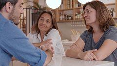 Mamás y papás a la vista - Berta y Rafa - Alex y Marta - Mª. Ángeles y Patricia