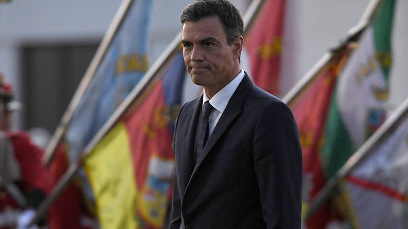 Sánchez renuncia a hacer un museo en el Valle de los Caídos