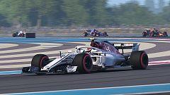 Una vuelta al circuito de Montecarlo con el piloto monegasco Charles Leclerc