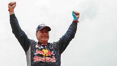 Carlos Sainz defenderá título en el Dakar con un Mini