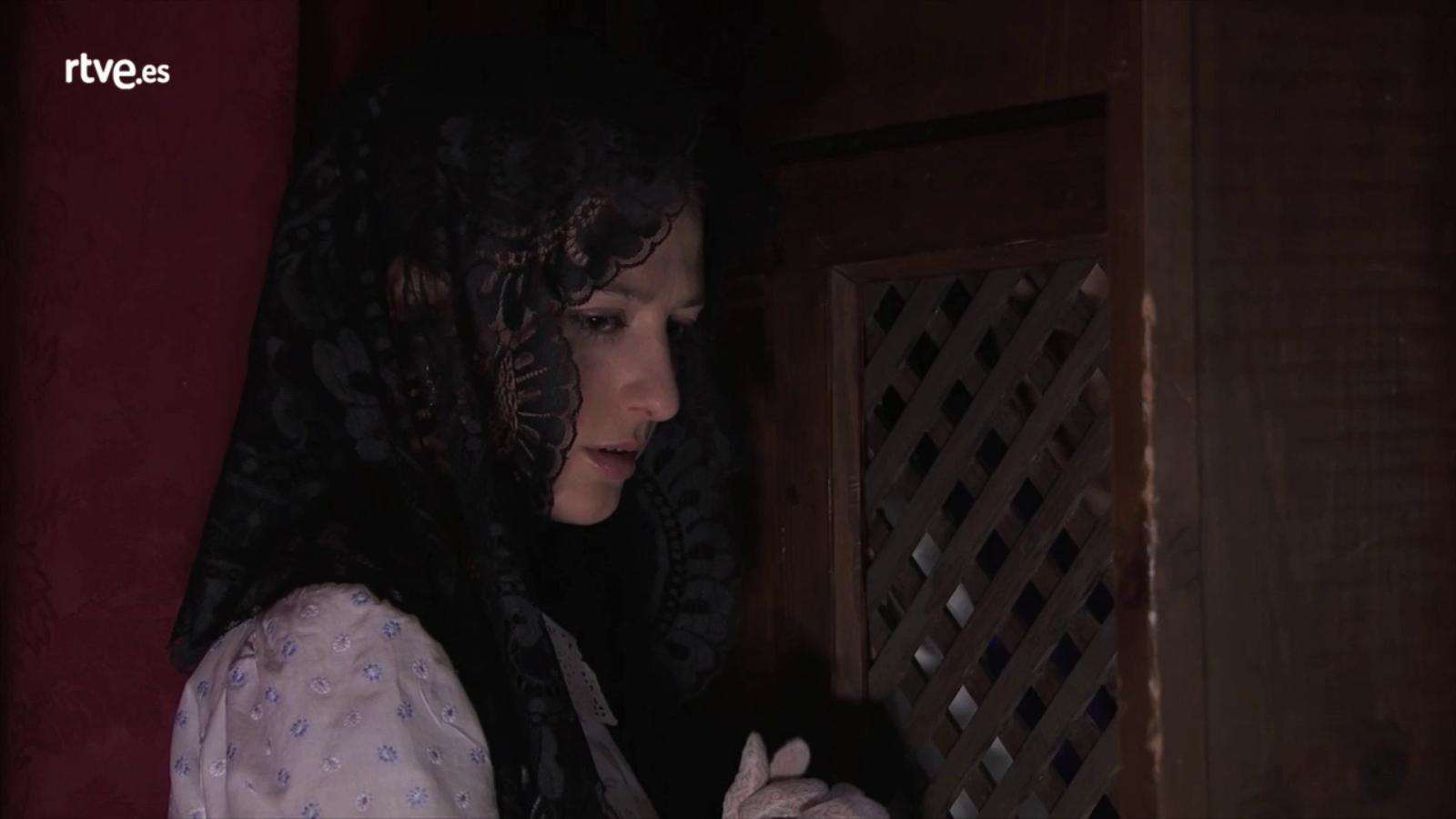 Acacias 38 - Lucía confiesa a Telmo sus verdaderos sentimientos hacia Samuel