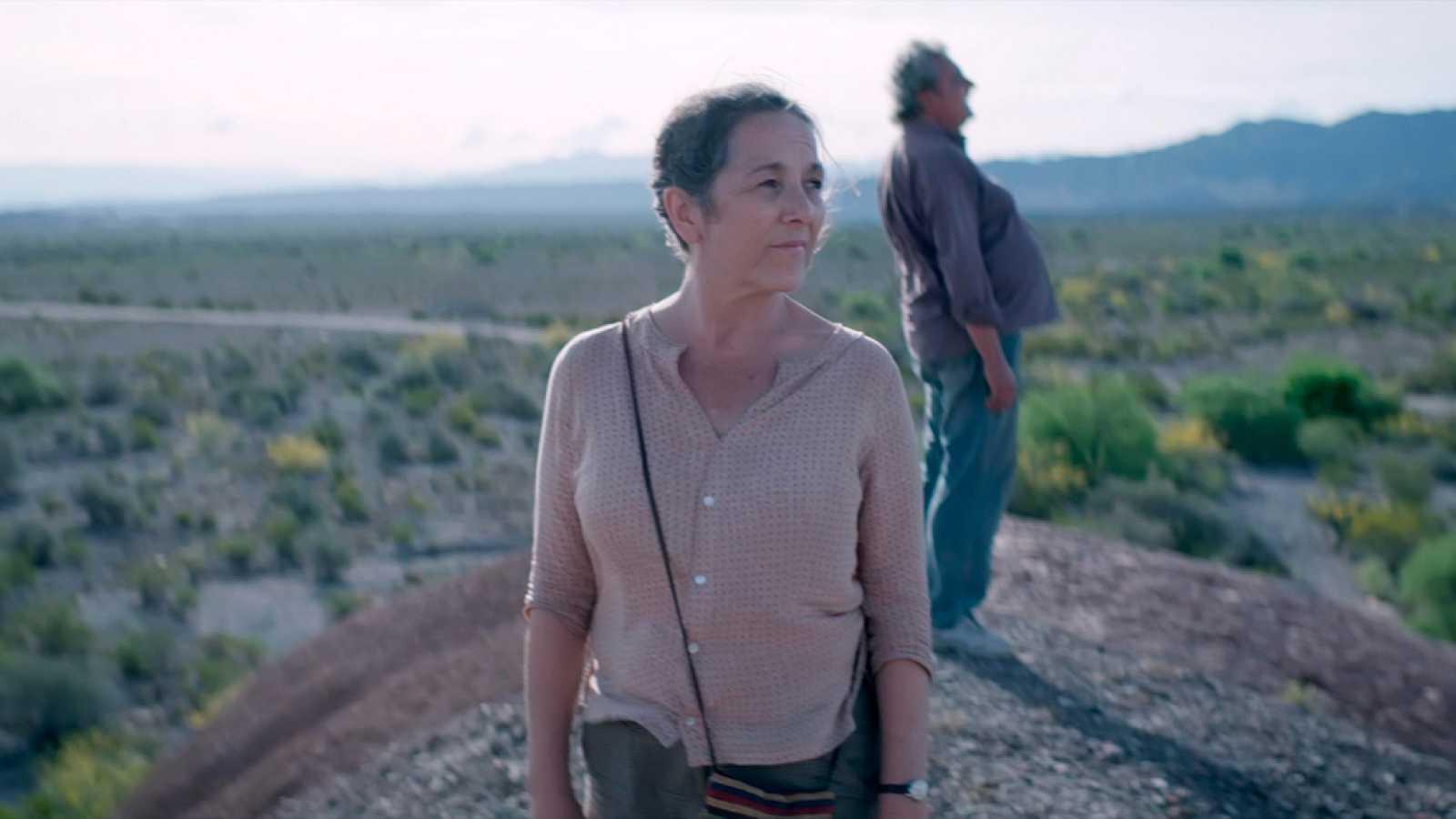 'La novia del desierto'