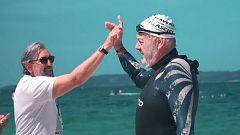 Natación - Travesía a nado Illas Cies 2018