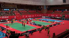 Bádminton - World Tour Spanish Open Semifinales: Kim Gi-jung/Lee Yong-Dae