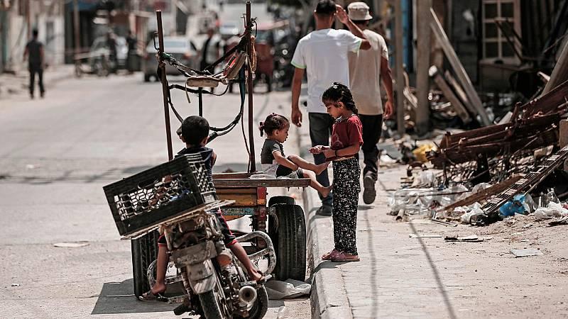 Trump elimina los fondos estadounidenses de ayuda humanitaria a Palestina