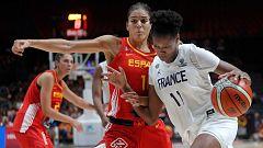 Baloncesto - Torneo Cuadrangular preparación Mundial Femenino: España - Francia
