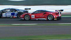 Automovilismo - Internacional GT Open 1ª Carrera, desde Circuito Silverstone (Inglaterra)
