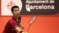 Bádminton - World Tour Spanish Open. Final Masculina: S. Avihingsanon - R. Gemke