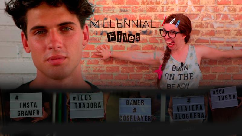 Playz - Millennial Files - Mira ya el tráiler oficial de 'Millennial Files'