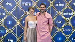 España Directo - 'España Directo' conecta desde el FesTVal de Vitoria con Michelle Jenner y Álex García