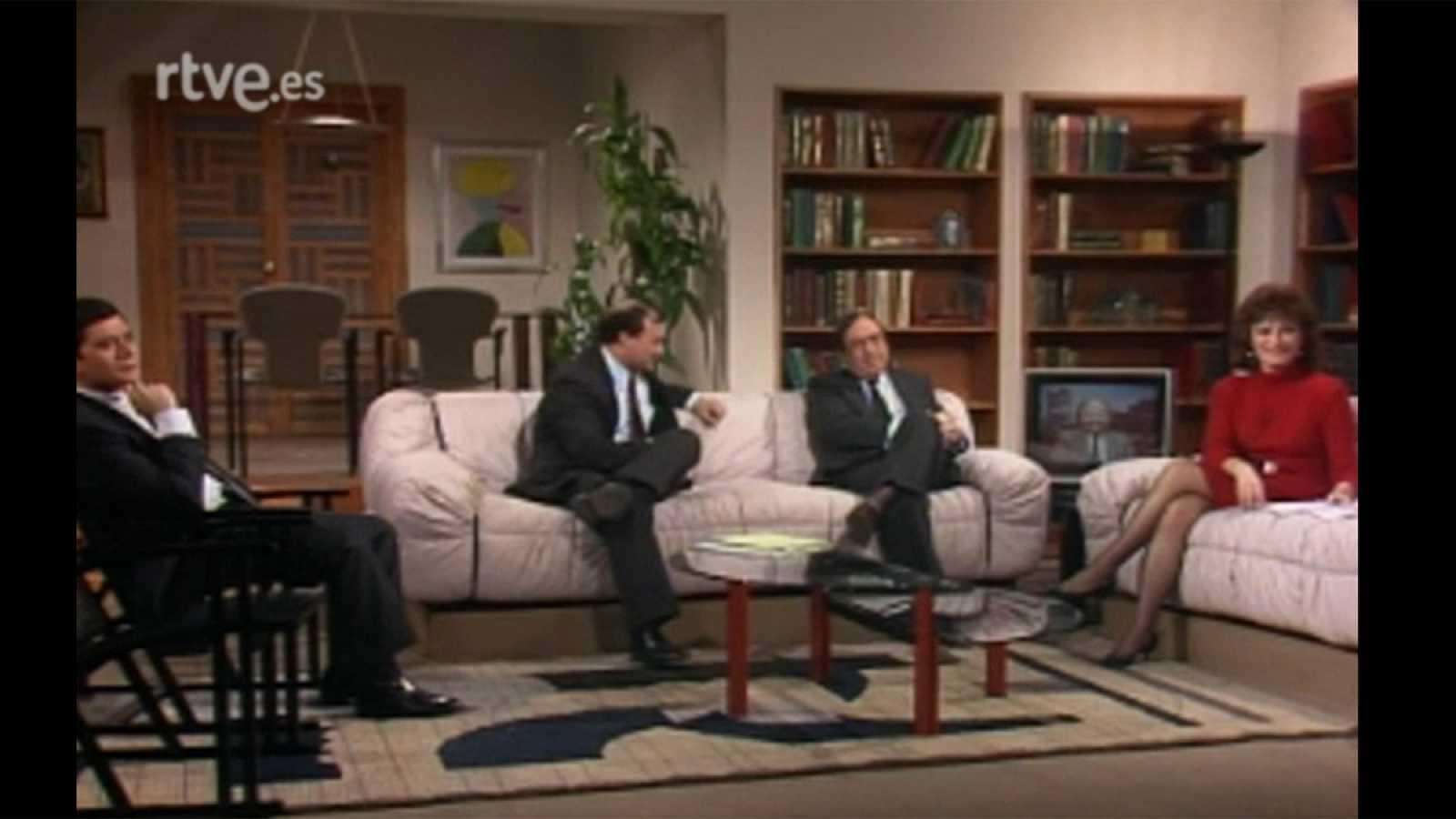 """Buenos días"", el primer programa de TVE de programación matinal"