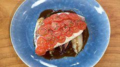 Torres en la cocina - Dorada con tomate
