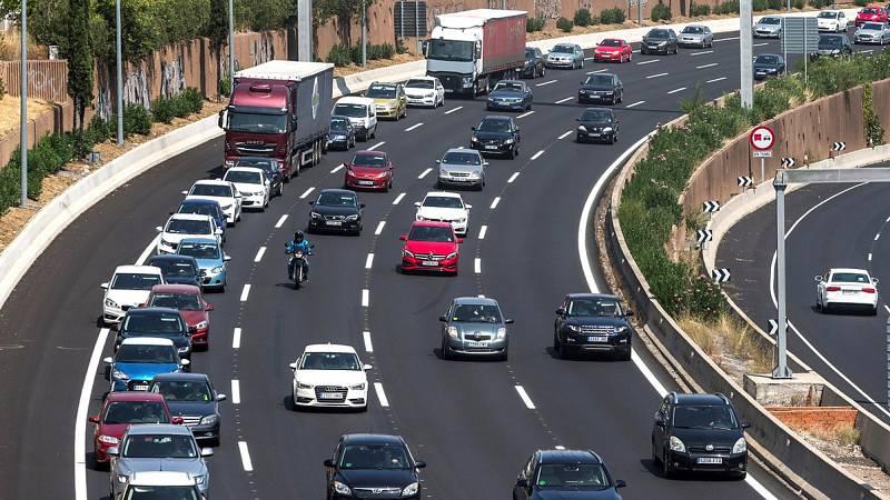 """Pere Navarro: """"El problema de los accidentes lo tenemos en carreteras convencionales"""""""