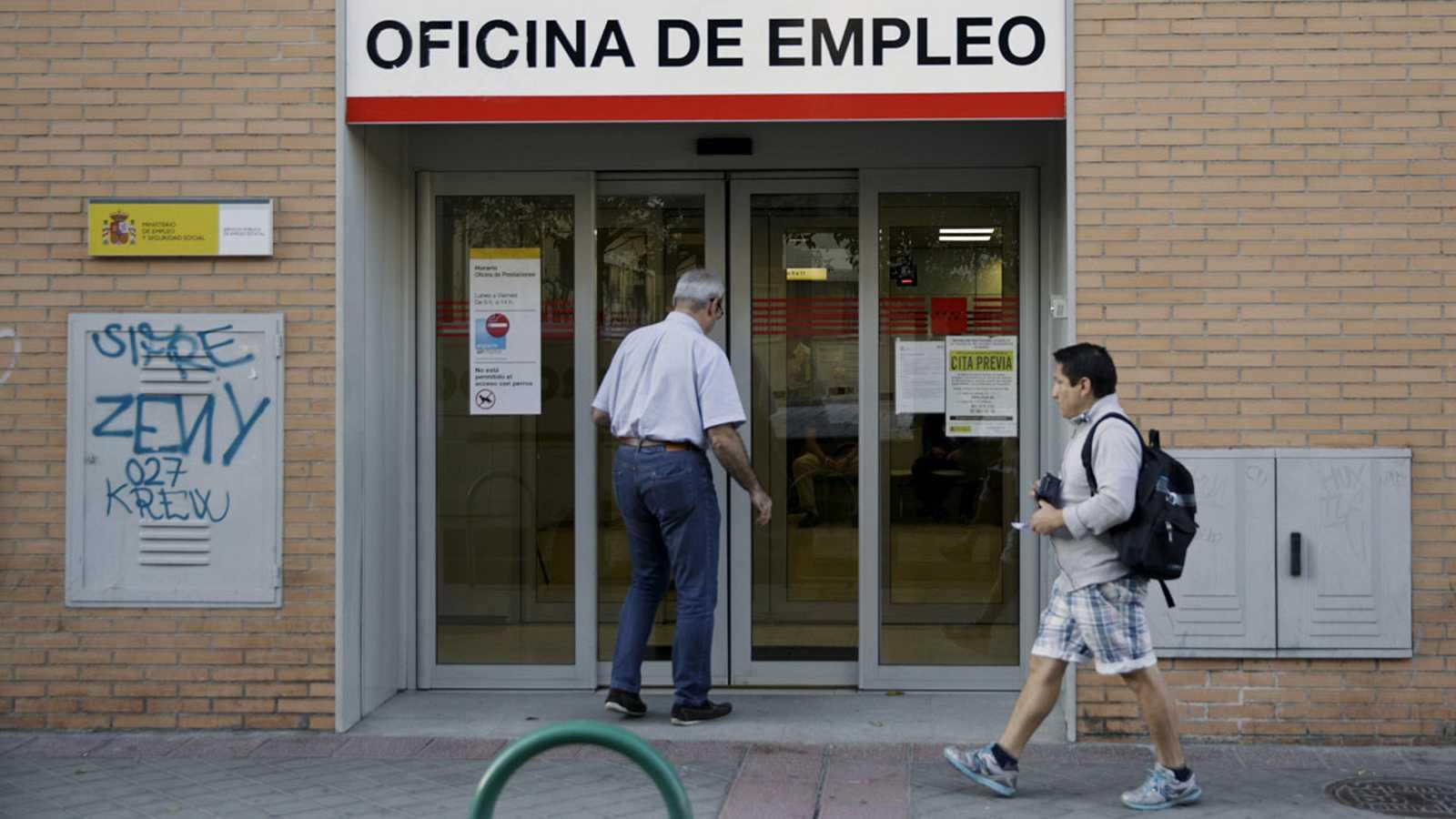 La destrucción de 202.996 empleos en agosto marca el máximo