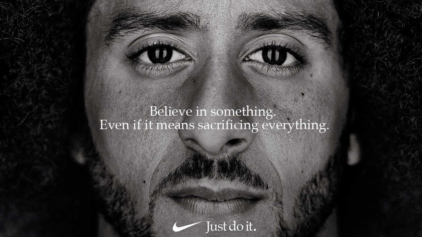 Polémica en EE.UU. por la nueva campaña de Nike